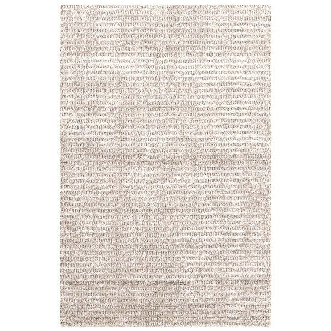 Ivory Hand Knotted Rug