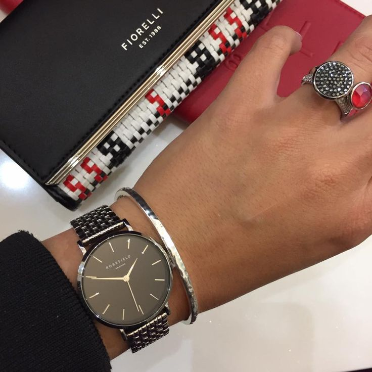 21 Best Rosefield Watches Images On Pinterest Black