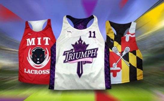 Lacrosse Pinnies & Reversible Jerseys - Lacrosse Uniforms, Shorts