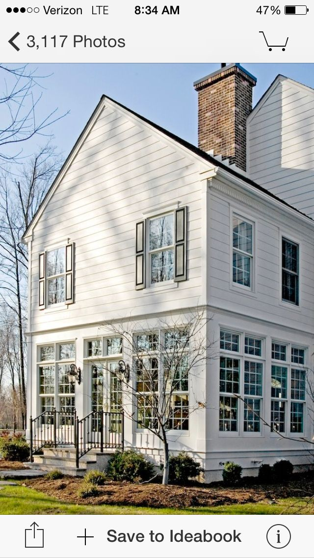 garage bedroom addition%0A Colonial Addition  traditional  exterior  philadelphia  Worthington  Custom Builder Inc  Add to right of house  Pushed toward back of house  vs