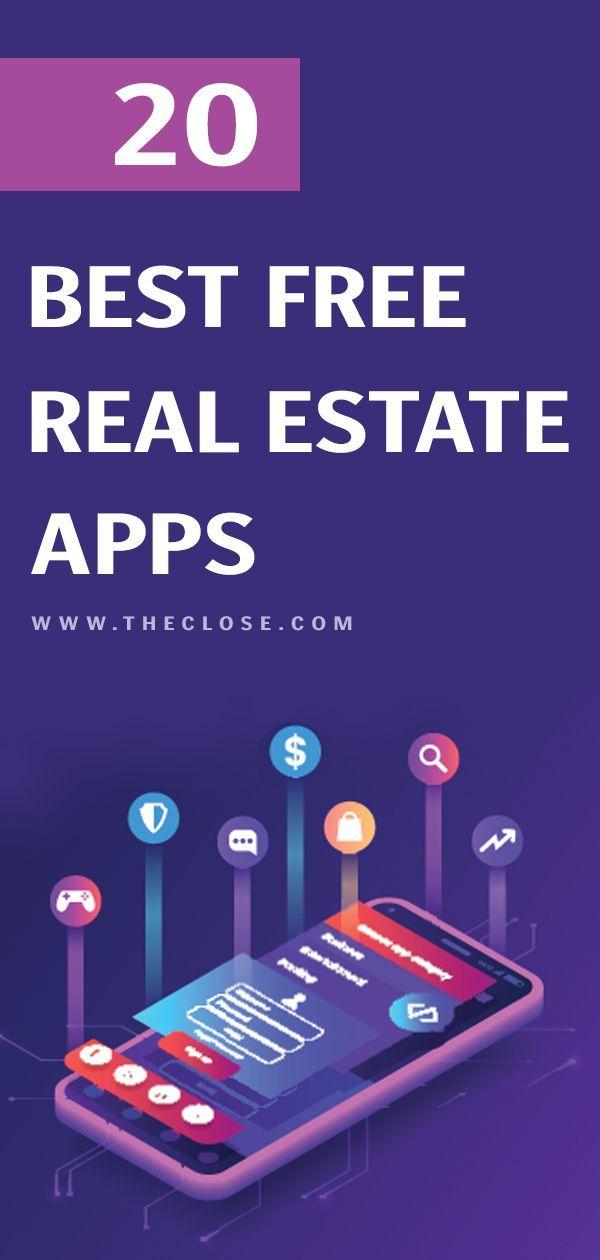 Best Realtor Apps 2019 20 Best FREE Real Estate Apps for 2019 | Real Estate Marketing