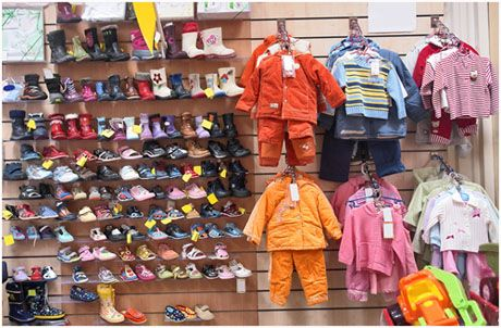 Hopscotch Consignment Boutique: Gently used children's & maternity clothing