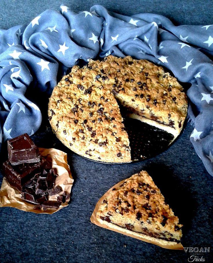 torta cookies senza uova e burro
