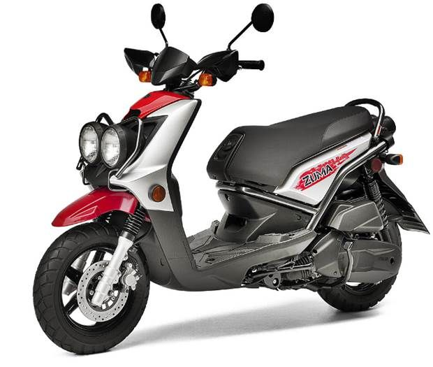 2018 yamaha zuma 125 scooter motorcycle review yamaha. Black Bedroom Furniture Sets. Home Design Ideas