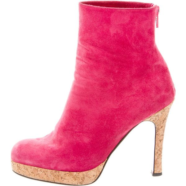 1000  ideas about Pink Ankle Boots on Pinterest | Best ankle boots ...