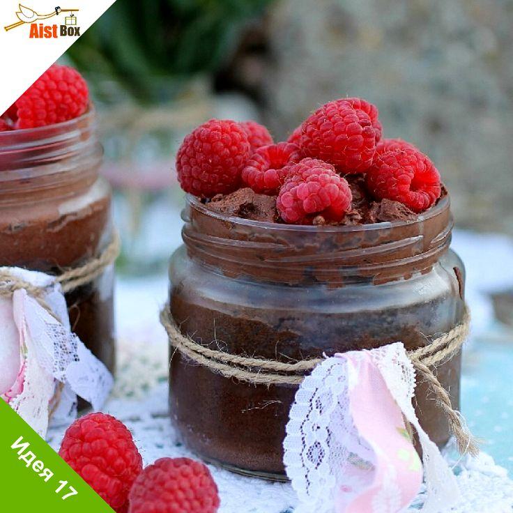 А что у Вас на сладенькое? Хотим поделиться с Вами отличным рецептом вкусного десерта, от которого Ваши крохи придут в восторг! Смесь для него можно хранить в холодильнике целый месяц и готовить в любое время. Готовим быстрый шоколадный пудинг!
