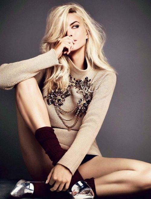 """Lana Superstar""Glamour Italia, September 2013Model: Sophie Holmes"