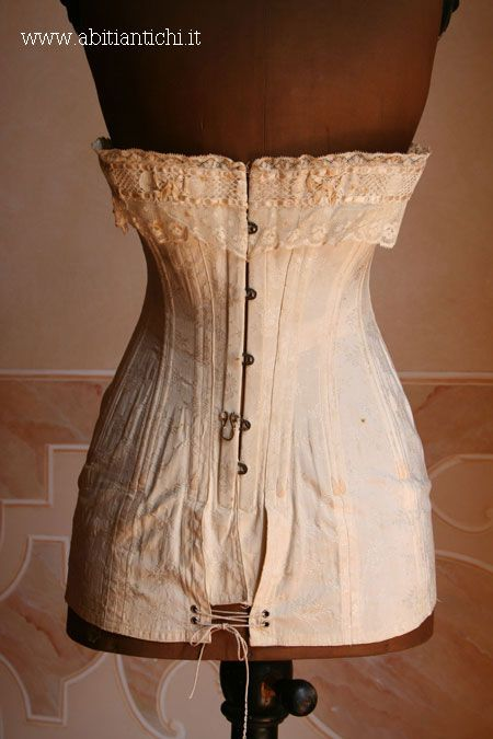 Consider, that vintage 1910 corsets new