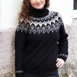 Noa Noa Archive Sweater, sort