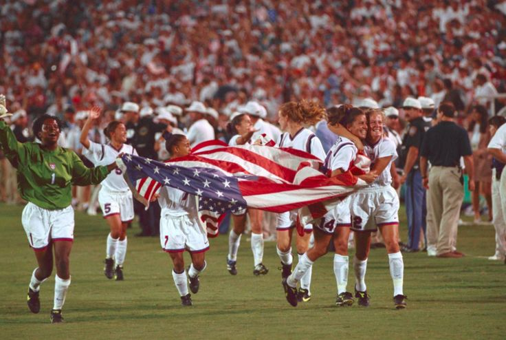 The University of Georgia was the home of Olympic soccer during the 1996 Centenial Olympic Games hosted by the city of Atlanta. Sanford Stadium played host to the Olympic medal competition of men's and women's Olympic football (soccer), with the Nigerian men defeating Argentina and the United States women defeating China to take home the gold medals.