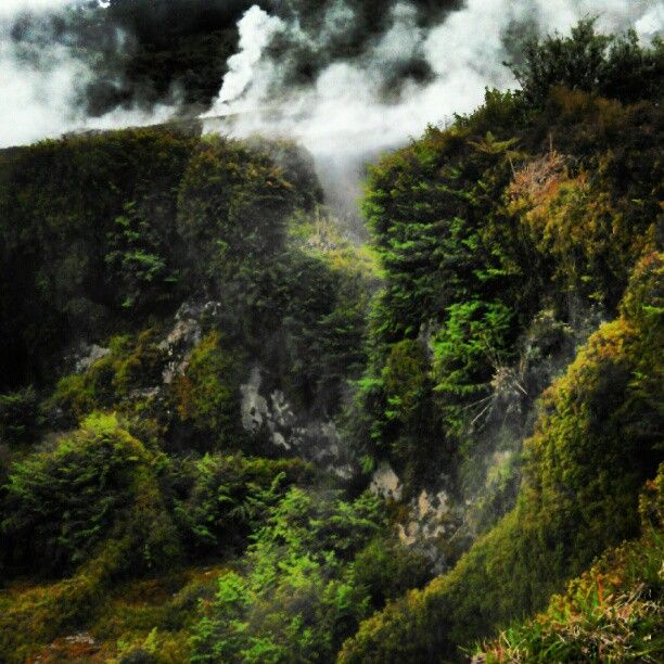 Craters of the moon walk  {Taupo}