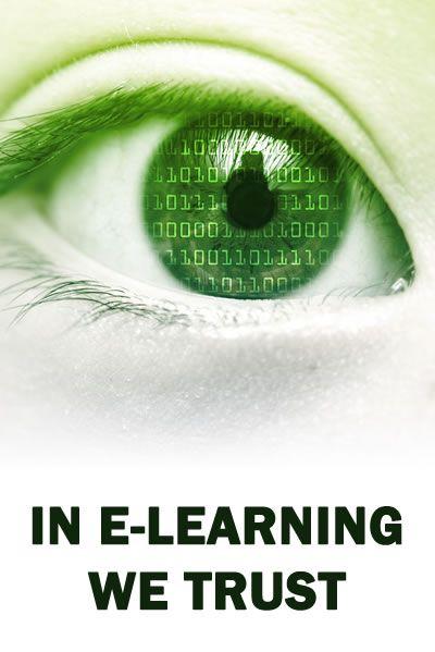 E-LEARNING, APLICACIÓN VERAZ.