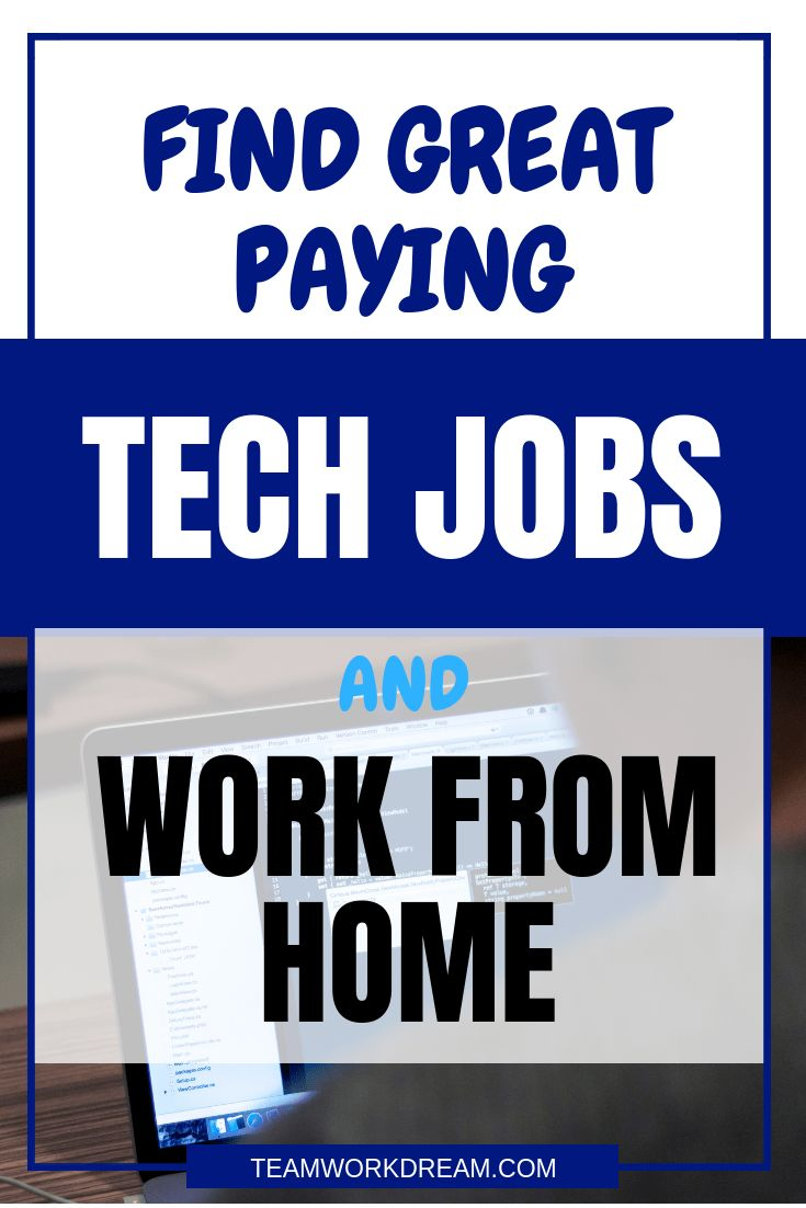 Great Paying Entry Level IT Jobs To Do From Home