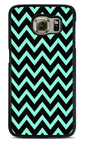 Popular Mint Chevron Phone Case Black Silicone Case for Samsung Galaxy S6 EDGE PoshPrints http://www.amazon.com/dp/B00VO1Y12C/ref=cm_sw_r_pi_dp_GEfsvb0QH4FMJ