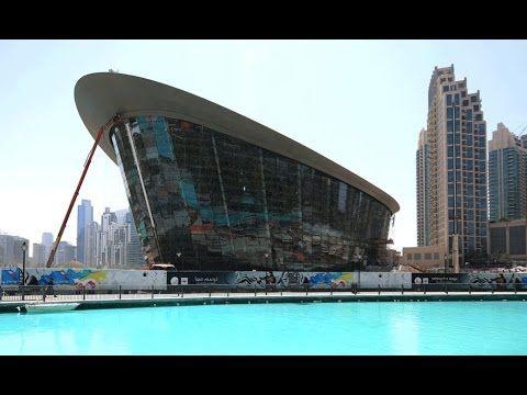 Dubai Opera District by Emaar Downtown Dubai