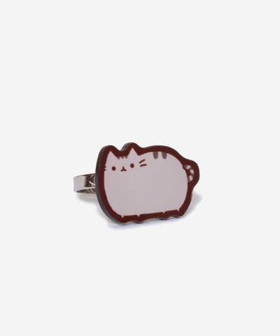 Pusheen the cat ring - Hey Chickadee $3.80 End of Summer Sale!!