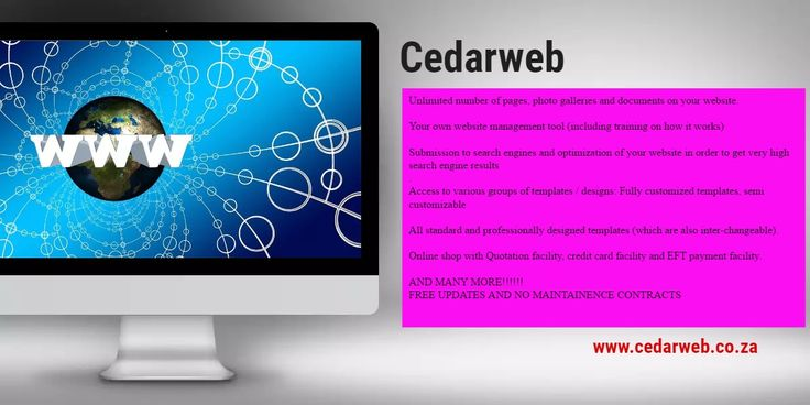Free WEBSITE DESIGNING UP FOR #grabs !!!!  If you are starting up a business we want to help you out we are giving away 30 website away For free # #mahalla #free , For More Info Please Contact us @ 071 141 2760 or email us at info@cedarweb.co.za