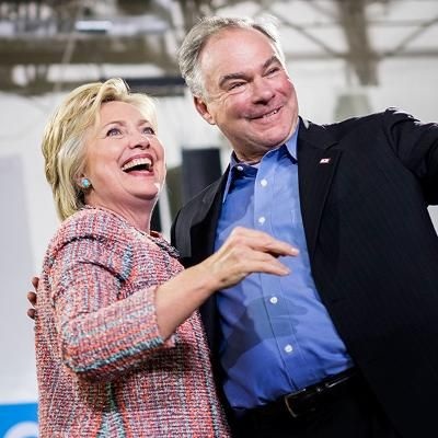 Buzzing: Hillary Clinton Announces Virginia Senator Tim Kaine as Running Mate