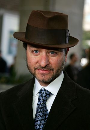 Famous Men and Their Fashionable Fedoras: Fisher Stevens