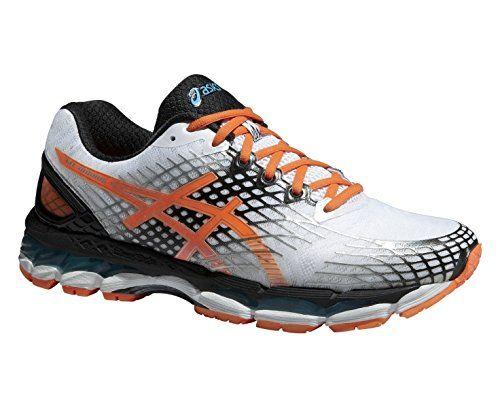 ASICS Gel-Nimbus 17, Men's Running Shoes, White/Flash Orange/Onyx, 7 UK (41 1/2 EU) Asics http://www.amazon.co.uk/dp/B00QIR8RAY/ref=cm_sw_r_pi_dp_.B4ovb0J4E180