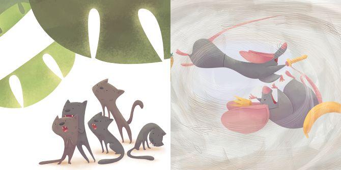 "CHILDREN BOOKS - Ester Garay, ilustradora. ""Basta de reglas"", escrito por Eva Pinel, para Nice Tales http://www.nicetales.com/ #bastadereglas #basta #reglas #childrenbook #children #book #kids #childrenillustration #ilustración #infantil #ilustracióninfantil #libro #album #ilustrado #ipad #primer #lector #bebe #baby #mice #mouse #ratón #imaginación #reading #lectura #funny #divertido #niños #adventure #aventura #pirate #princess #story #imagination #cat #kitten #gato"