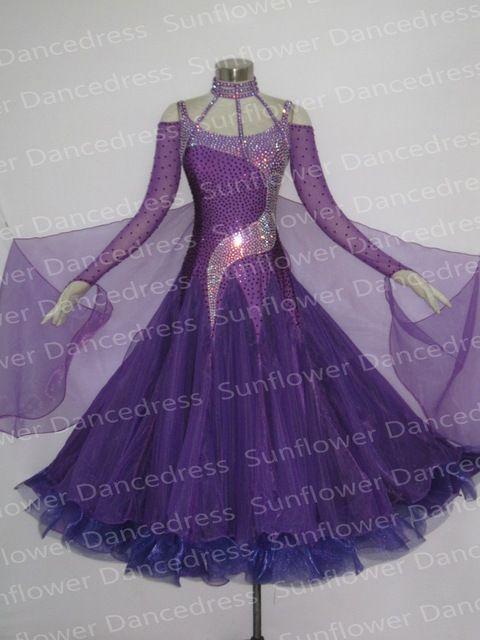 Современный Вальс Танго Бальные Танцы Платье, гладкий Бальные Платья, Стандартные Бальные Платья Девушки, девушки/Женщины Современный Танец Износа,