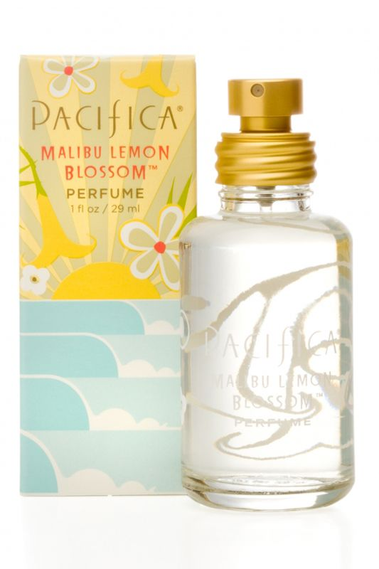 Malibu Lemon Blossom Spray Perfume | Pacifica Perfume