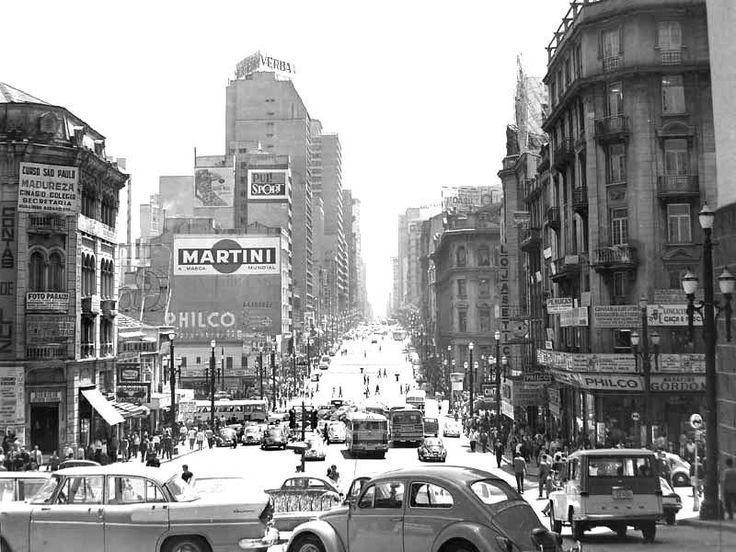 sao paulo avenida saojoao1970