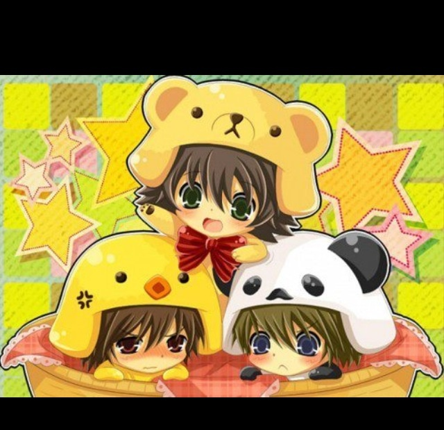 Cute Anime Boys Yaoi Junjou Romantica
