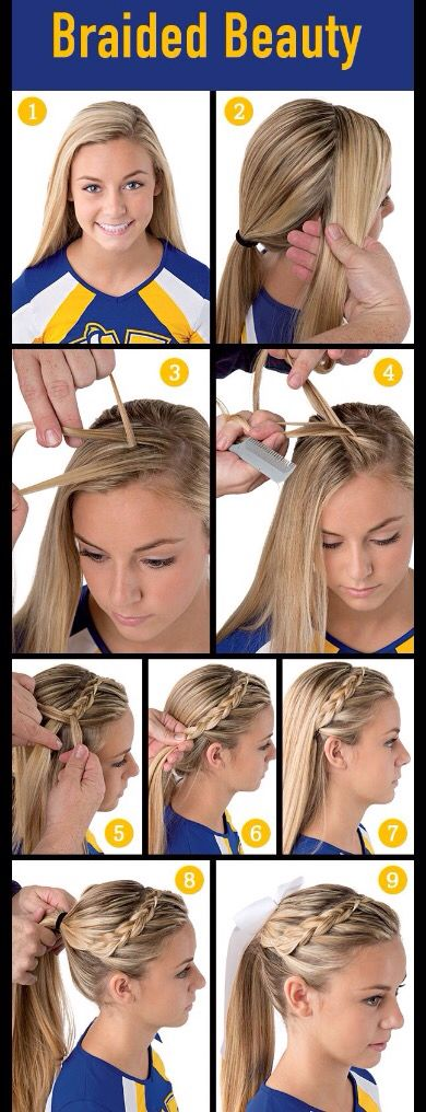 Pony Tail Braide