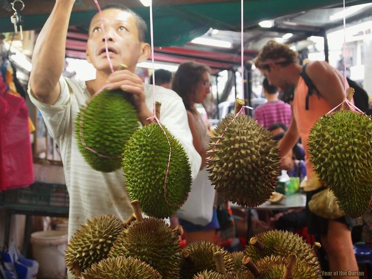 Four Georgetown Durian Restaurants To Satiate Your Hunger | Penang, Malaysia