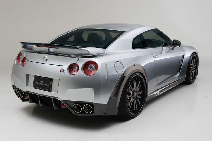 2012 Nissan GTR