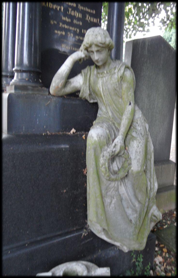 Angel Cemetery Art