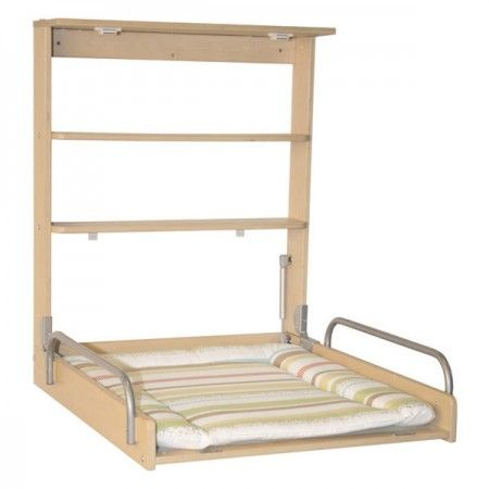 Cariboo Folding Change Table   Modern   Baby Swings And Bouncers .
