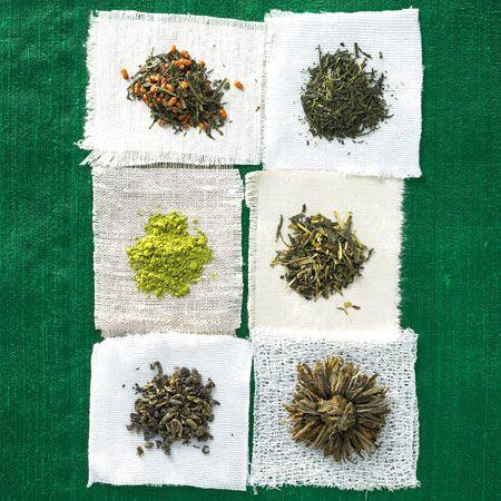 Sencha, Gunpowder, Matcha und Co.: Unfermentierter, grüner Tee überzeugt mit seiner großen Sortenvielfalt, gesundheitsfördernder Wirkung und besonderem Aroma.
