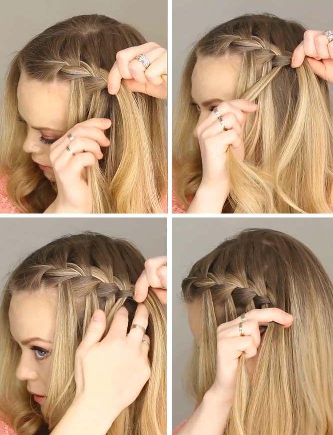 awesome Красивые косы на длинные волосы (50 фото) — Оригинальные идеи плетений Check more at https://dnevniq.com/kosy-na-dlinnye-volosy-foto/