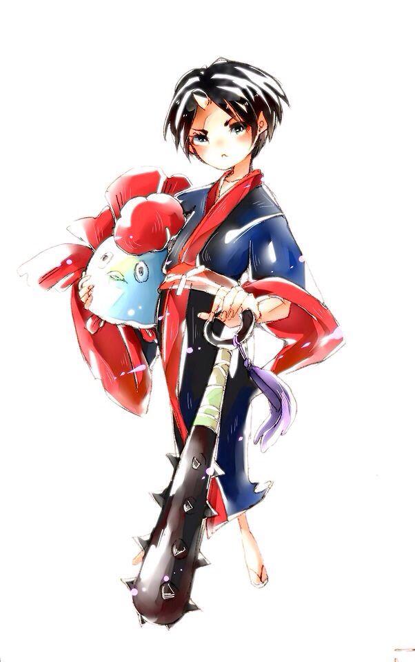 Hoozuki no Reitetsu ~~ Adorable fanart of Hoozuki