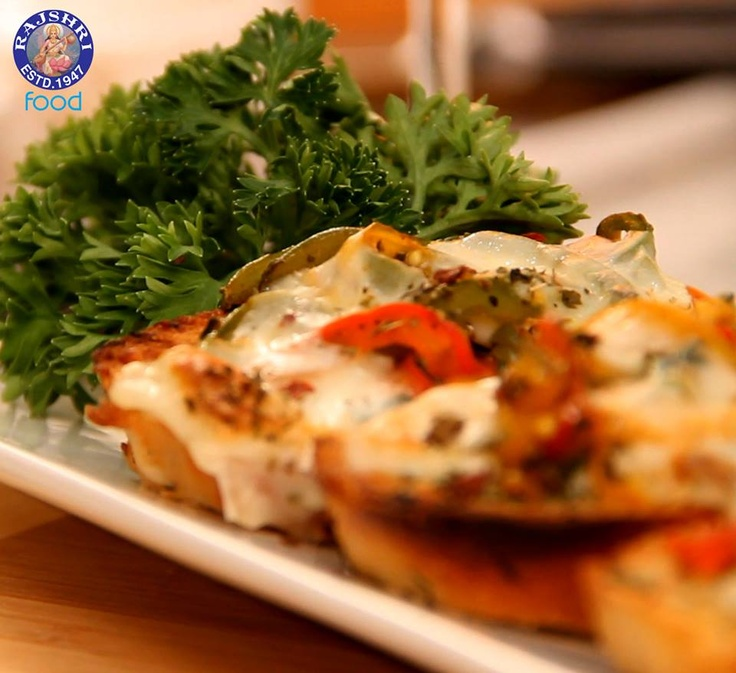 Check out the Italian mouth-watering Recipe 'Crostini' by Ruchi Bharani.