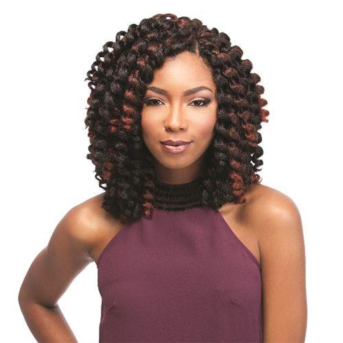 "Sensationnel African Collection Crochet Braid - Jamaican Bounce 26"""