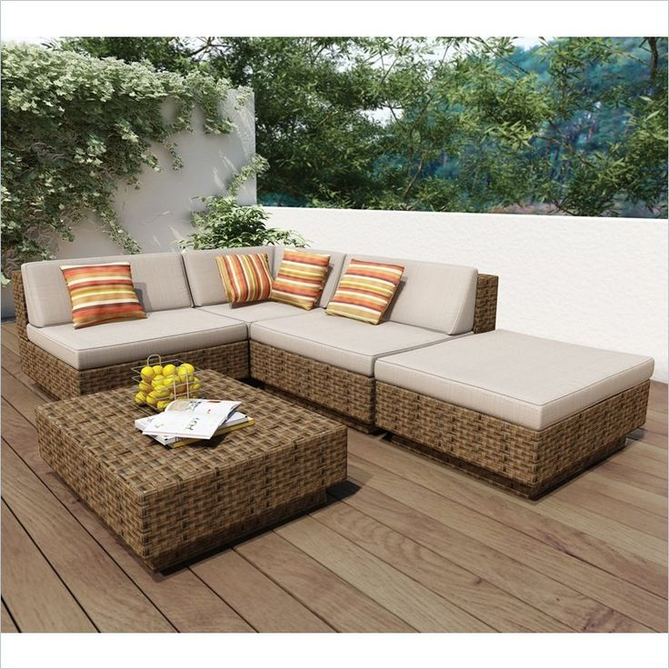 die besten 25 outdoor sofa sets ideen auf pinterest garten sofa m belsofa set und. Black Bedroom Furniture Sets. Home Design Ideas
