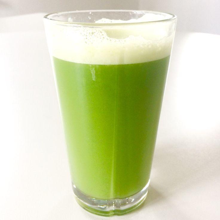 Broccolijuice - Lowcarb.dk