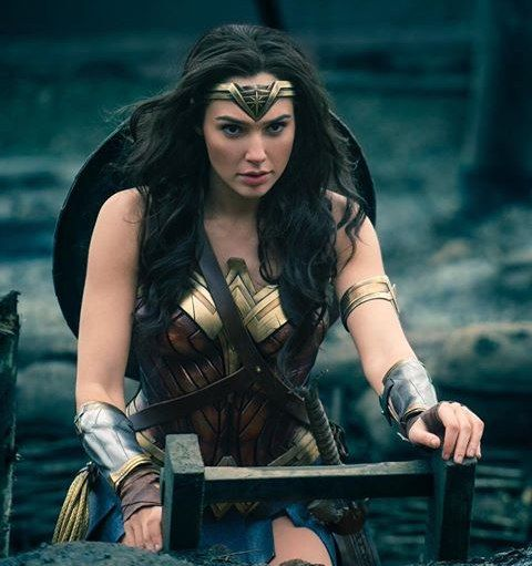 I was skeptical about hte Wonder Woman movie but they made it good! And she was great. Chris Pine was... OK.
