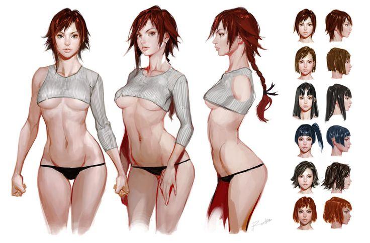 Vella Concept - Characters & Art - Vindictus - Creative Uncut