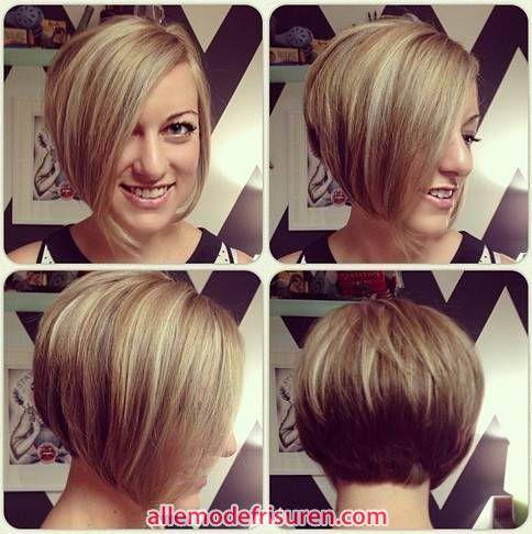 À la mode et décontracté Bob Haircuts pour les femmes Chic – # Bob Cut For Short …