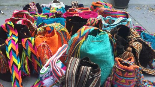 Wayuu mochila s