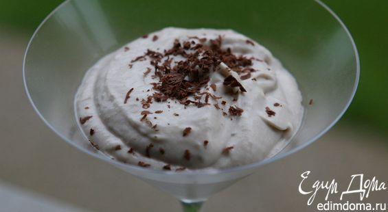 Воздушный кофейный десерт