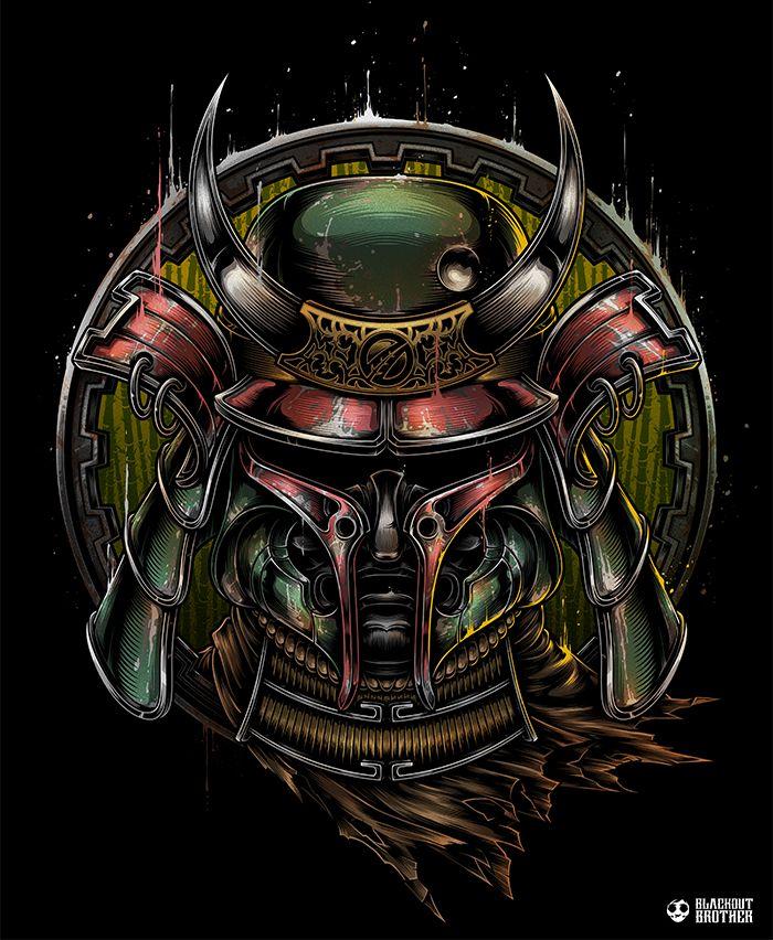 Star Wars Samurai Designs - Created by Charles AP
