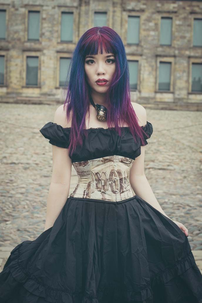61 Best Images About Japanese Gothic Lolita Punk Fashion