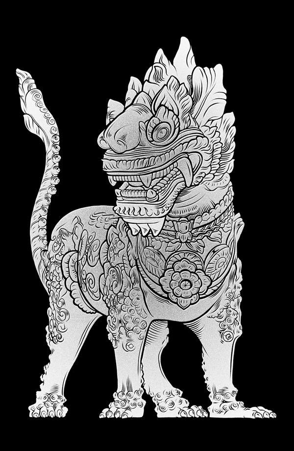 Khmer Graphics | Nguyen Thanh Nhan