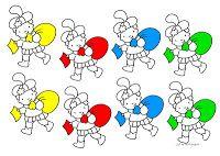 1-1 relatie: Breng Zwarte Piet naar de juiste schoorsteen